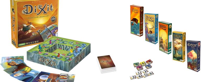 'Диксит – настольная игра для всей семьи